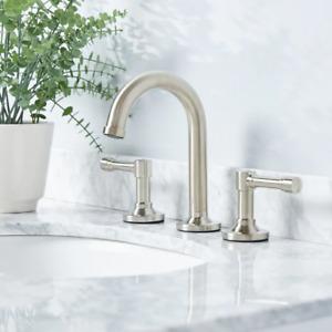 Giagni Bordino 2-handle Widespread WaterSense Bathroom Sink Faucet