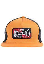 8ab7efe53e7076 VANS X Independent Trucker Hat Indy Trucks Snapback Cap Sunflower Ship