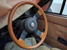 Alfa Romeo alfetta gtv steering wheel