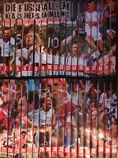Bild-EM-Klassiker Sammlung // Fussball Europa Meisterschaften / DVD, ohne Hefte