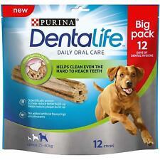 Purina Dentalife Large Dog Chews 3 x 12 Sticks. Premium Service, Fast Dispatch.