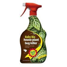 Baby Bio Maison Plante Insecte tueur Pest Control Spray Bouteille RTU 1 L