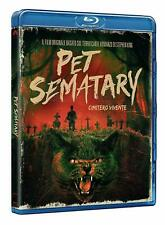 Blu Ray Pet Sematary - Cimitero Vivente - (1989) ........NUOVO