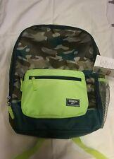 Oshkosh Bgosh By Skiphop Backpack with three interior organization pockets