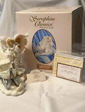 "Seraphim Classics by Roman, Inc. ""Haley - Joyful Soul"" Item #81879 Year 2000"