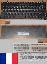 Teclado Azerty Francés TOSHIBA P2000 PR100 9J.N7482.10F NSK-T610F NSK-T620F