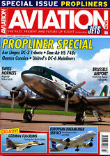 AVIATION NEWS 80/03 MAR 2018 German Mig-29s,Swiss F-18,HS748,DC-6,C-47A,Mosquito