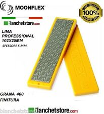 Diaface Moonflex lima diamantata PVC mm 400 Grana 400 Yellow-102x25 sci e snow