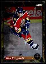 1993-94 score gold rush Tom Fitzgerald #554