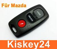 3tasten Boîtier de la télécommande avec clavier à touches pour Mazda 3 6 Protège