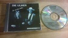CD JAZZ la Ulmer-così è la vita (14) canzone YVP MUSIC