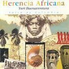 "CD YURI BUENAVENTURA ""HERENCIA AFRICANA"" 9 TITRES D'OCCASION, COMME NEUF"