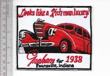 Vintage Automobile Graham - Paige Graham Brothers Automobile 1938 Evansville, In