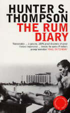 The Rum Diary by Hunter S. Thompson (Paperback) New Book