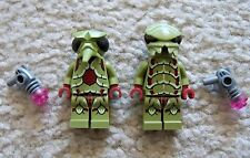 LEGO Galaxy Squad - Space Alien - Olive Green Buggoid & Mosquitoid w/ Rayguns