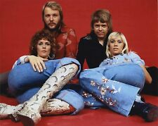 ABBA POSTER PRINT - VARIOUS SIZES - FREE UK POSTAGE - (3)