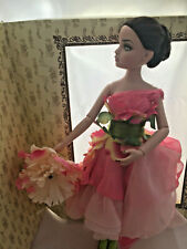Ellowyne Wilde Secret Garden Rose COMPLETE DOLL + OUTFIT + stand - Tonner doll -