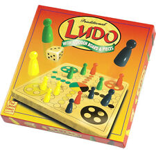 Ludo Classic Wooden Game
