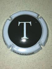 Capsule de champagne DUVAT Xavier (16d. T noir contour blanc)