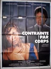 CONTRAINTE PAR CORPS Serge Leroy MARIANNE BASLER 120x160cm