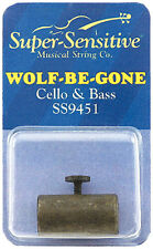 Wolf Be Gone by Super-Sensitive: Cello & Upright Bass Wolf Eliminator
