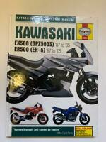 Haynes 2052 Service & Repair Manual for Kawasaki EX500 87-05PZ500S 97-05
