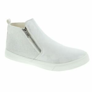 Planet Shoes Womens Polly Comfort Ankle Boot in White