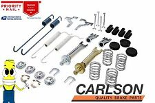 Complete Rear Brake Drum Hardware Kit for Nissan Quest 1993-2002 All Models