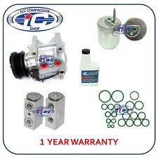 A/C Compressor Kit Fits Jaguar S-Type 00-03 Lincoln LS 00-05 V6 3.0L 77586