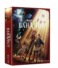Rage of Bahamut: Genesis: Complete Anime Series Limited Edition DVD / BluRay Set