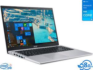 "Acer Aspire 5, 15"" FHD, i3-1115G4, 4GB RAM, 2TB SSD, Windows 10 Home"