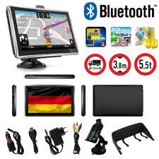 7 Zoll LKW PKW Wohnmobile Navigationsgerät mit Bluetooth Freisprechenanlage Navi