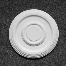 Traditional  Small Plaster Ceiling Rose Georgian CC74 - seconds quality