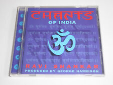 Ravi Shankar - Chants Of India - GENUINE CD ALBUM George Harrison - EXCEL CONDIT