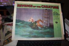 Revenge of the Creature Original Lobby Card #5 1955 horror movie
