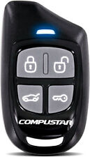Compustar PRIME G6 1WG6R-AM 1000 ft Range, 1-Way Replacement Remote