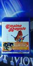 Casino Royale woody allen*blu ray*nuovo*da collezione*fuori catalogo