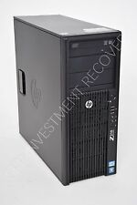 HP Z210 Desktop Computer Intel Quad Core i5-2500 3.30GHz 4096MB NO HDD