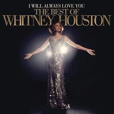 WHITNEY HOUSTON (I WILL ALWAYS LOVE YOU - VERY BEST OF CD SEALED + FREE POST)