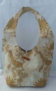 10 X Natural JUTE Designer Ladies Handbag Shoulder Bag Holiday Tote Beach bag