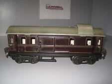 ***** Märklin Spur 0 1759 RHEINGOLD Gepäckwagen von 1934 bis 1939 Marklin *****