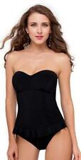 Polyamide Regular Size One-Piece Swimwear for Women