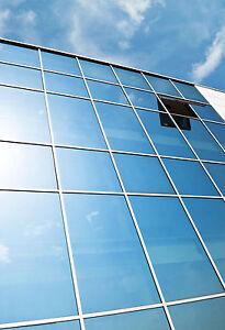 Sonnenschutzfolie Spiegelfolie Sichtschutz Fensterfolie spart Kosten