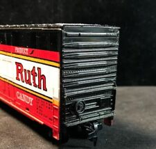 HO Baby Ruth Box Car 100% Tested & Refurbished Lot U21