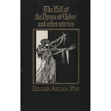 Edgar Allan Poe The Hall of the House of Usher and Other Stories HC Vintage