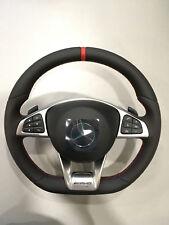 2017 AMG Mercedes-Benz A B E C CLS S ML GL GLK  GLE Class steering wheel MB