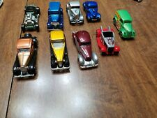 Lot of 9 Hot Wheels Classic Hot Rods