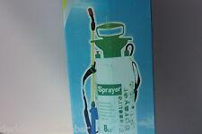 8 L Drucksprüher Drucksprühgerät Gartenspritze Pflanzensprüher Pumpsprüher