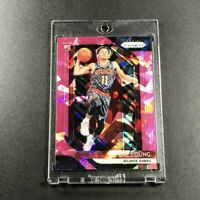 TRAE YOUNG 2018 PANINI PRIZM #78 PINK ICE PRIZMS REFRACTOR ROOKIE RC HAWKS NBA