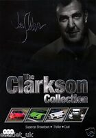 El Clarkson Colección DVD Región 2 Nuevo Jeremy Clarkson CARS Drive